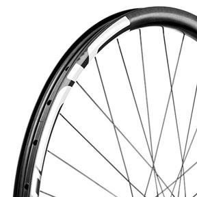 Custom Built Mountain Bike Wheels Using Enve XC Rim