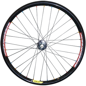 Custom Mountain Bike Wheel