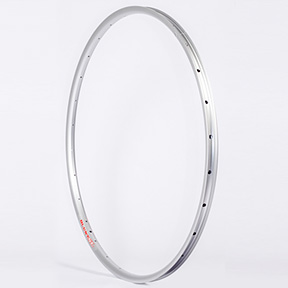 Custom Built Mountain Bike Wheel Using Velocity Rim